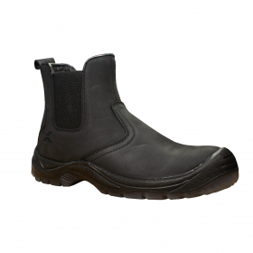 Expert Safety Boots Black