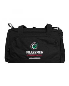 GRASSMEN Medium Holdall Bag Black