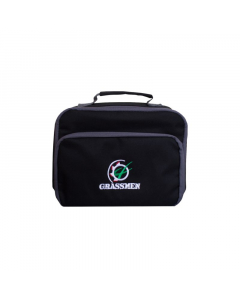 GRASSMEN Lunch Bag Black