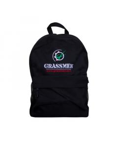 GRASSMEN School Bag Black