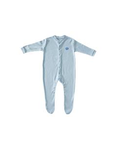 GRASSMEN Baby Grow Blue