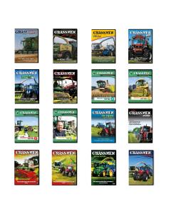 GRASSMEN Physical DVD Collection