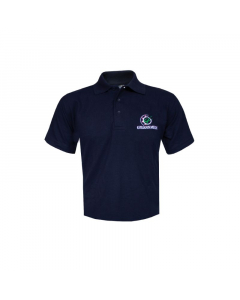 AGRI is our CULTURE Navy Polo Shirt