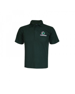 GRASSMEN Bottle Green  Polo Shirt