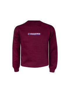 GRASSMEN Sweater Maroon