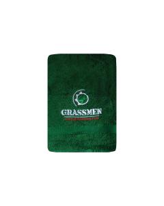 GRASSMEN Bottle Green Hand Towel