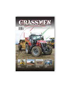 GRASSMEN Magazine Issue 6 Physical Copy