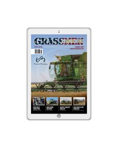 GRASSMEN Magazine Issue 4 Digital Copy