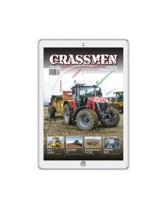 GRASSMEN Magazine Issue 6 Digital Copy