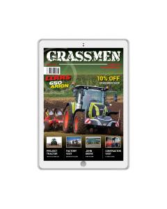 GRASSMEN Magazine Issue 3 Digital Copy