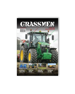 GRASSMEN Magazine Issue 5 Physical Copy