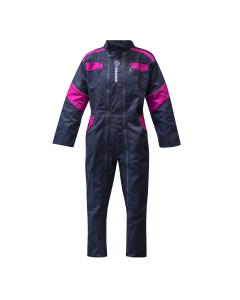 GRASSMEN Navy/Pink Coverall