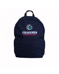 GRASSMEN School Bag Navy