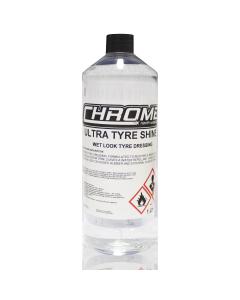 Chrome Tyre Shine 1 Litre