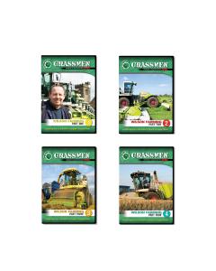 Wilsons Farming DVD Package 1-4