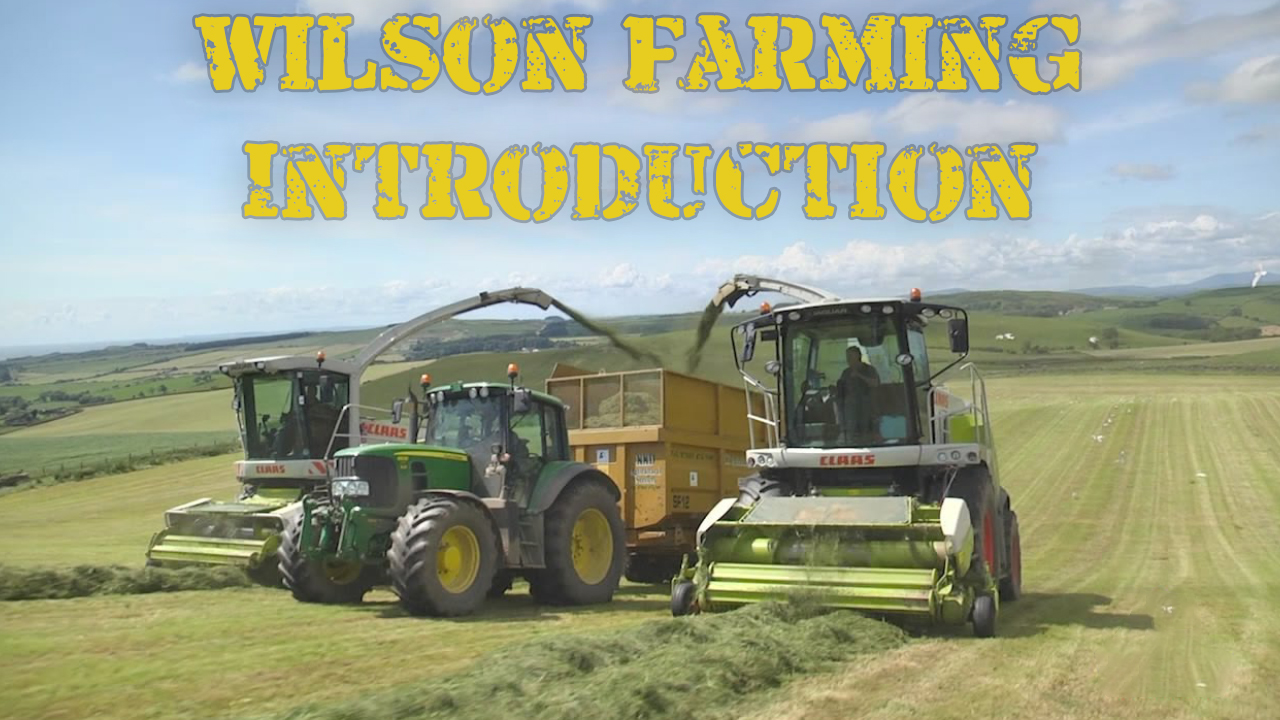 WILSON FARMING - Introduction