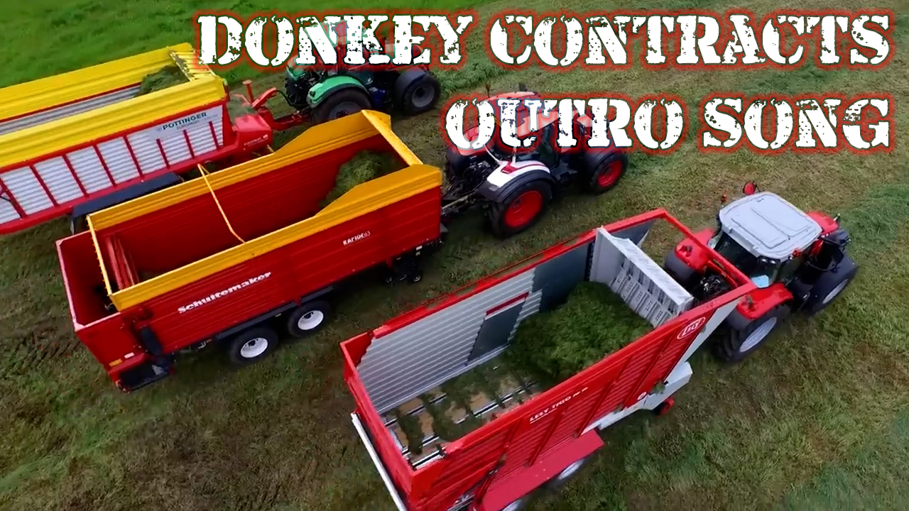 DONKEY CONTRACTS - Outro Song!
