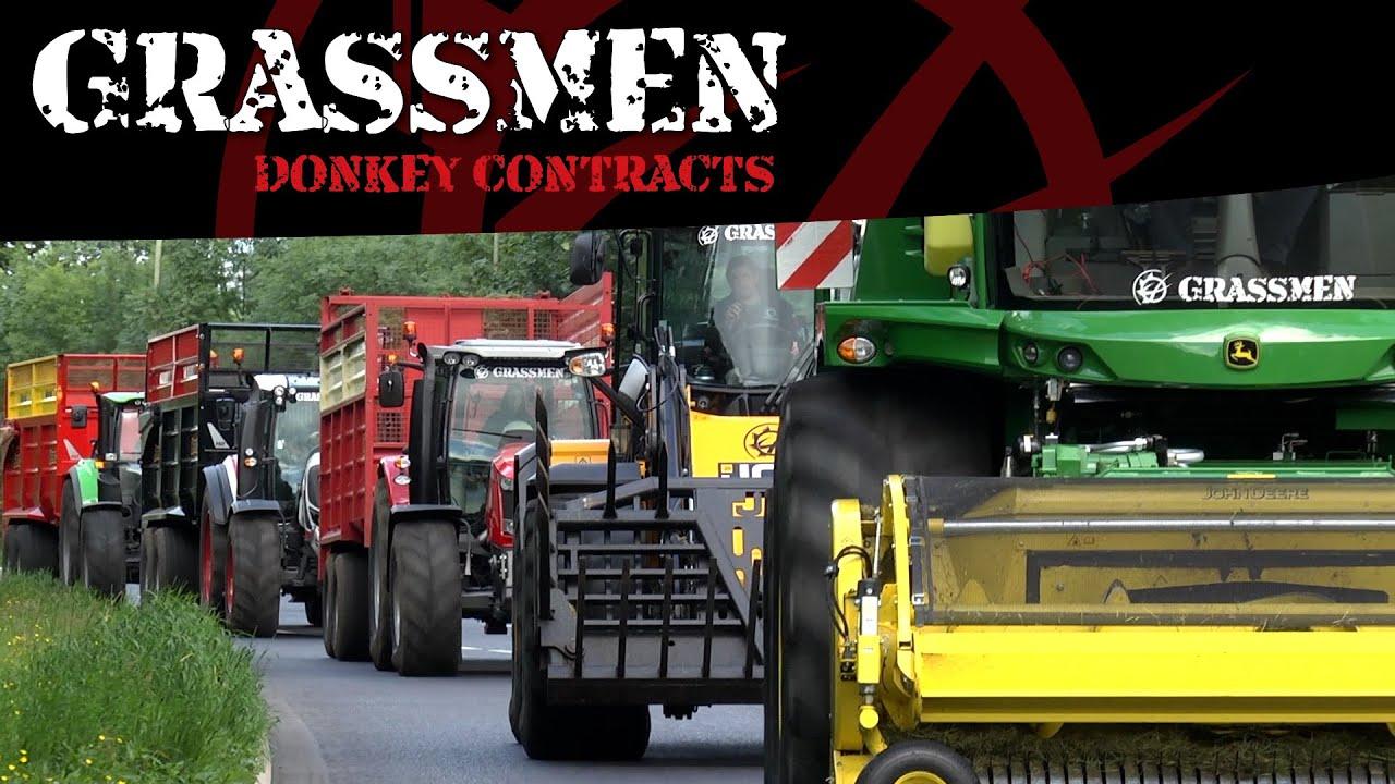 Donkey Contracts - DONKEY'S CUT