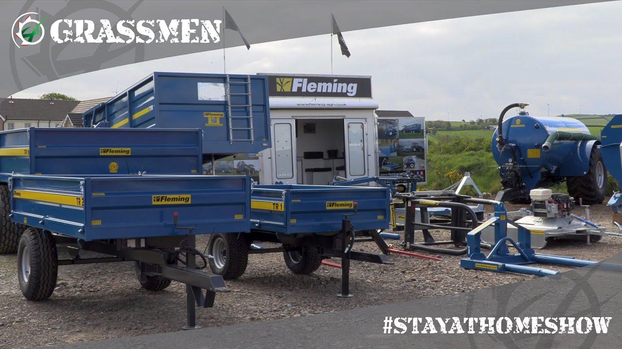 GRASSMEN #StayAtHomeShow - Fleming Agri