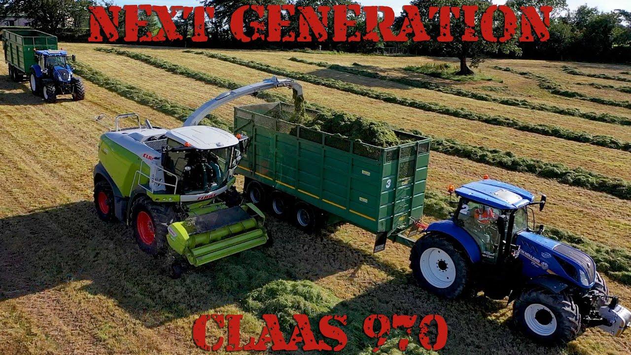 Next generation Claas 970