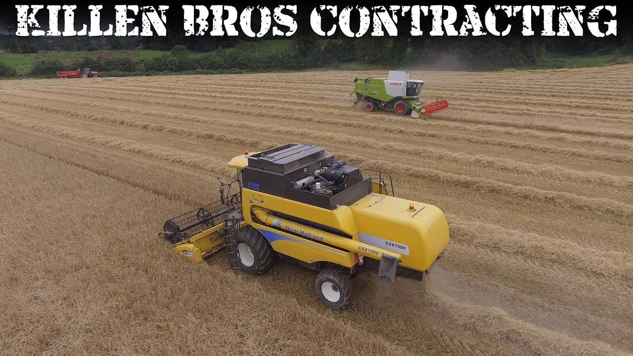 A catch up with Adam from Killen Bros Contracting