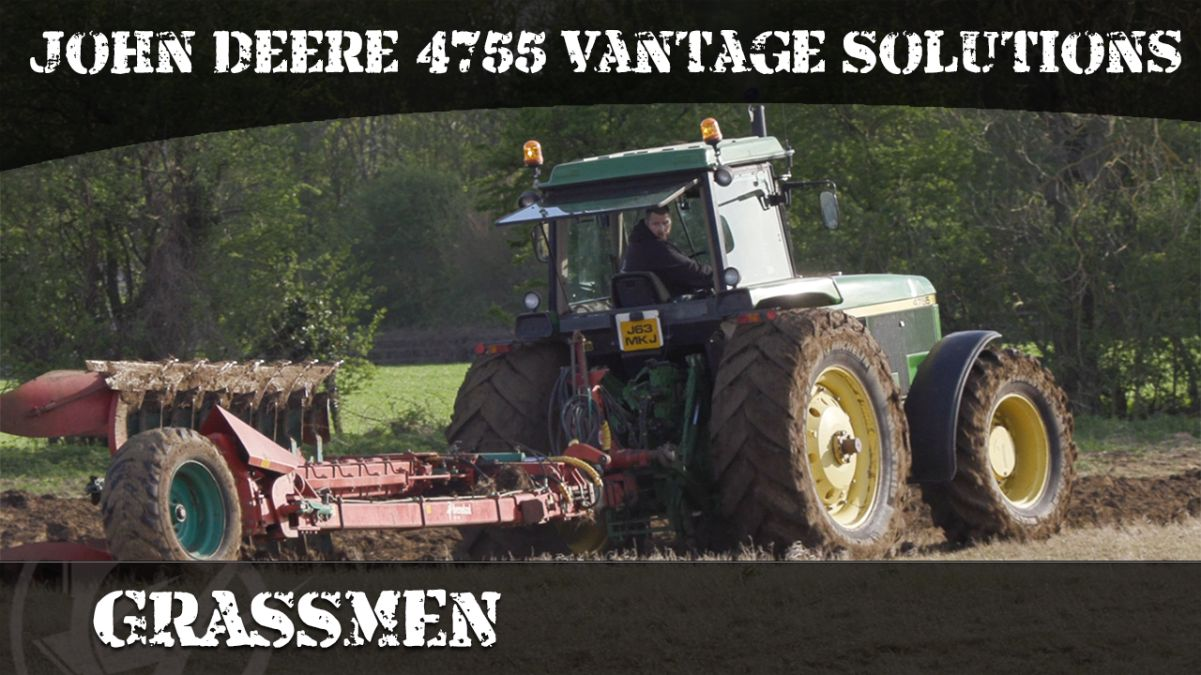 John Deere 4755 Vantage Solutions
