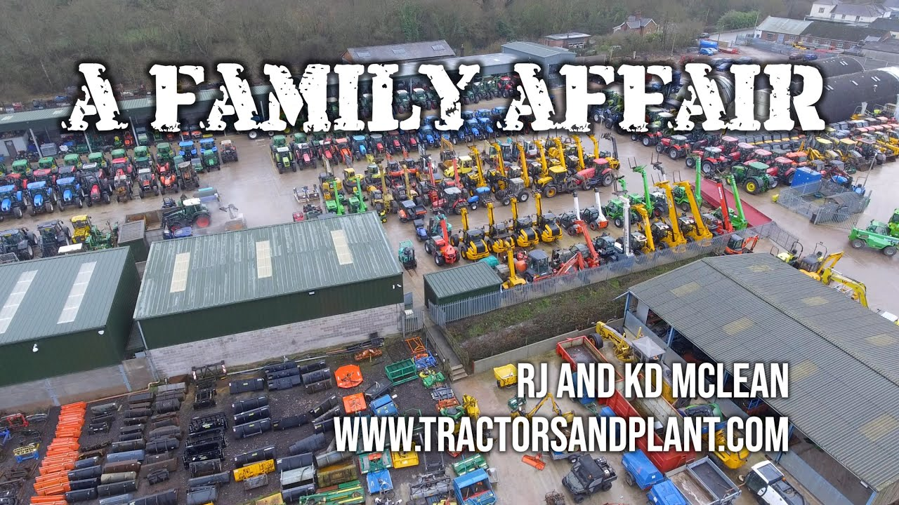 A Family Affair - RJ and KD McLean