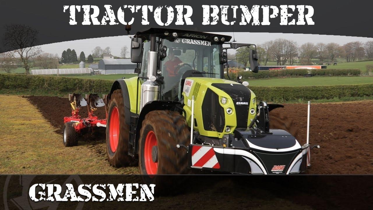 Bailey Machinery Sales- Tractor Bumper