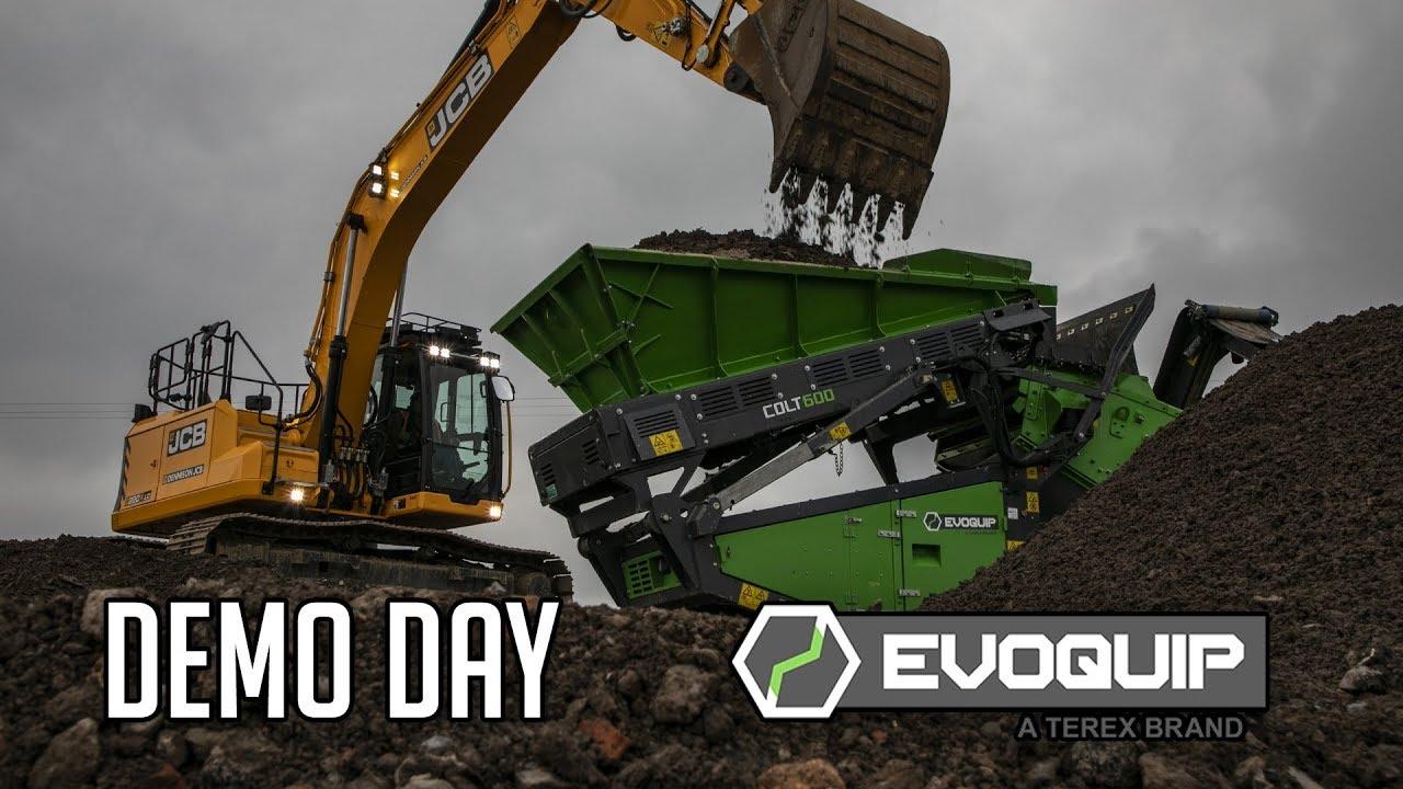 Evoquip Demo Day