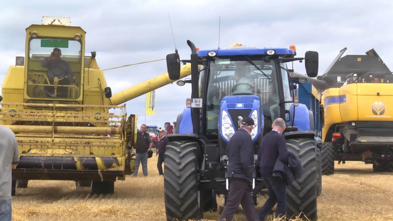 GRASSMEN TV - Armstrong Machinery Harvest and Tillage Demo Day