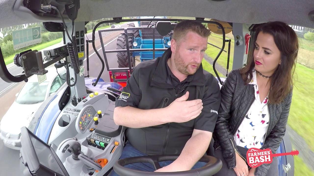 GRASSMEN TV - Donkey and Lisa McHugh in the 315!