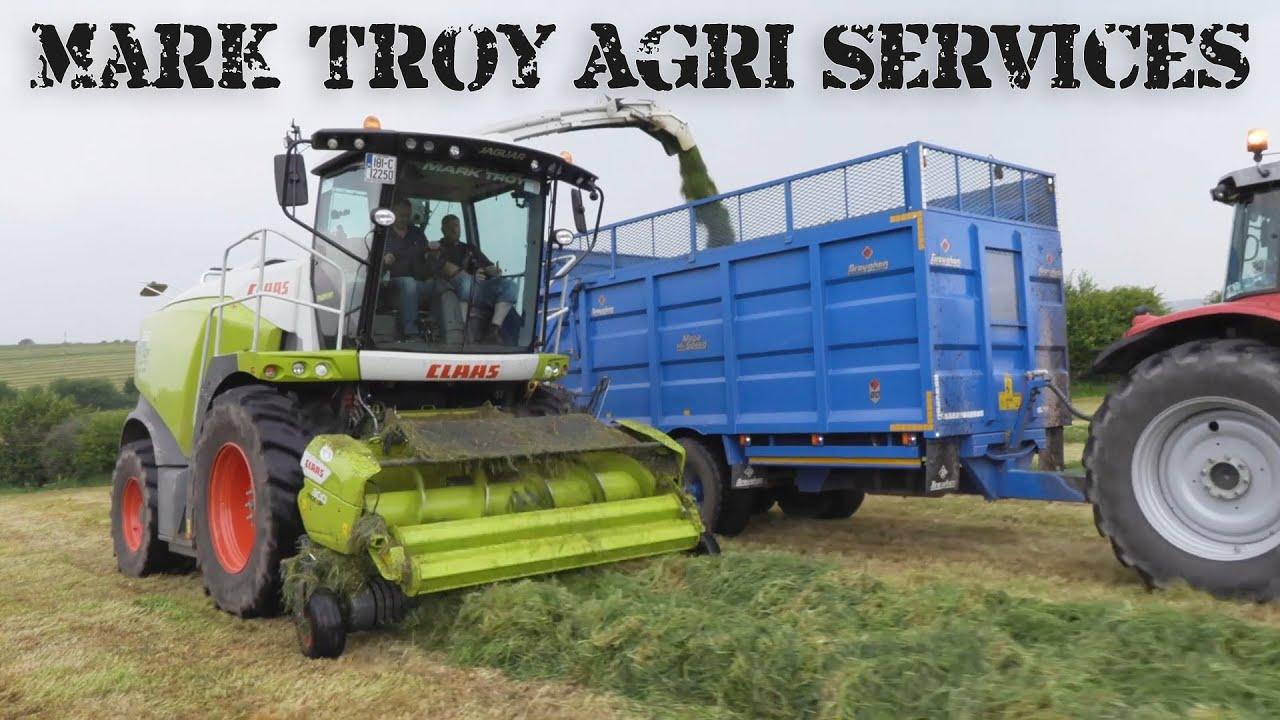 GRASSMEN TV - Mark Troy Agri Services