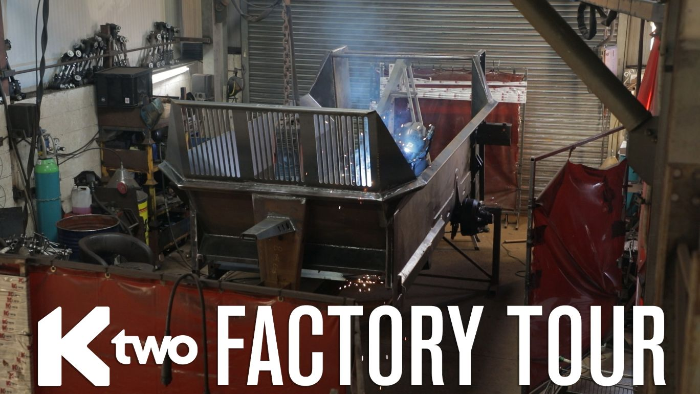 Ktwo Factory Tour
