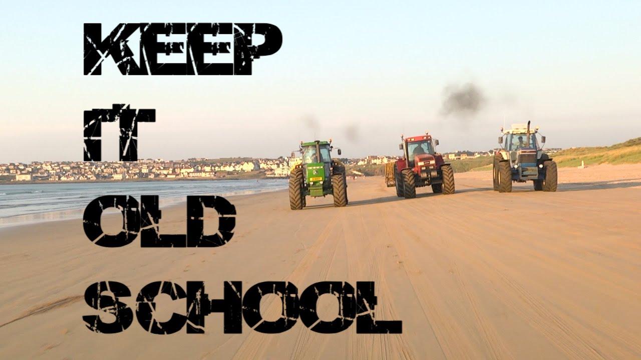 Keep It OLD SCHOOL!