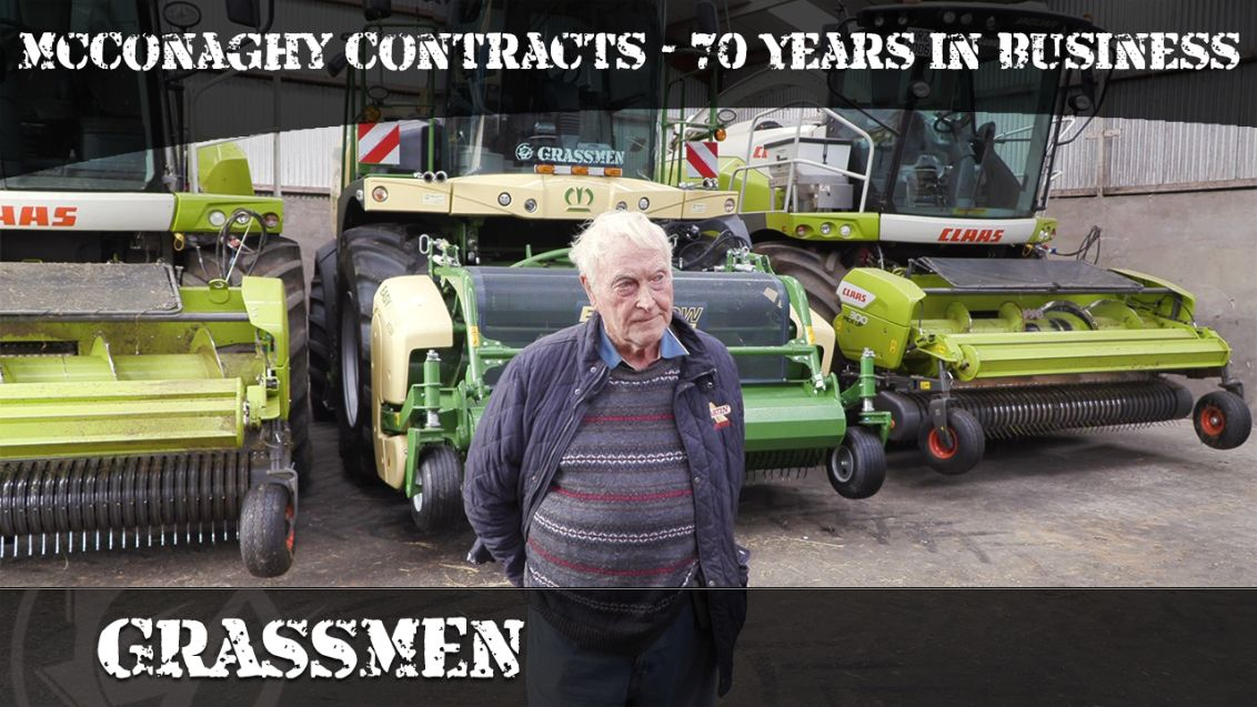 McConaghy Contracts - 70 Years in Business