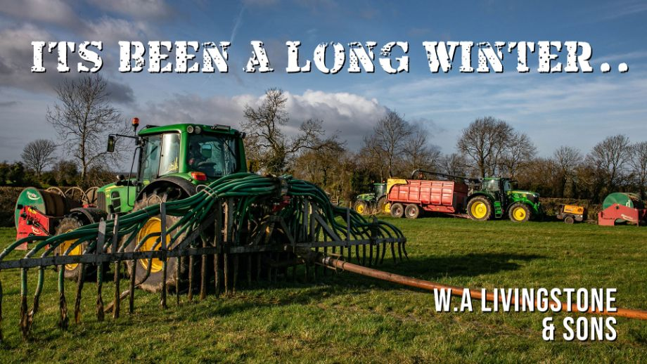 It's Been a Long Winter! W.A Livingstone and Sons