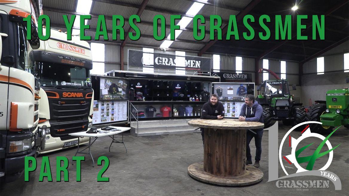 10 Years of GRASSMEN - Part 2