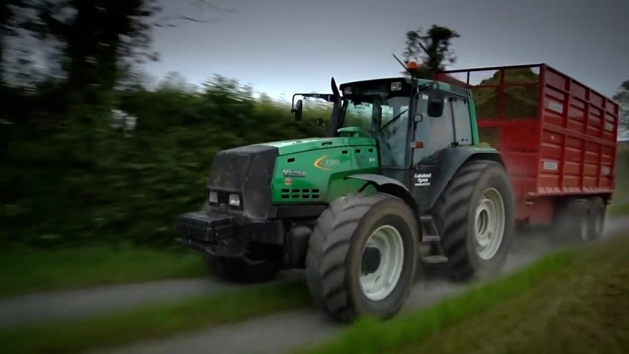 Green Fever - Valtra 8550