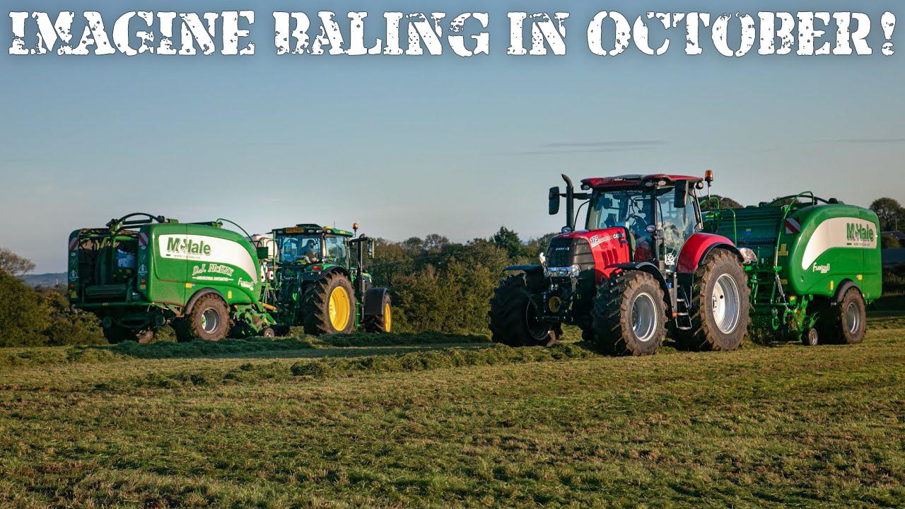 IMAGINE Baling in October!