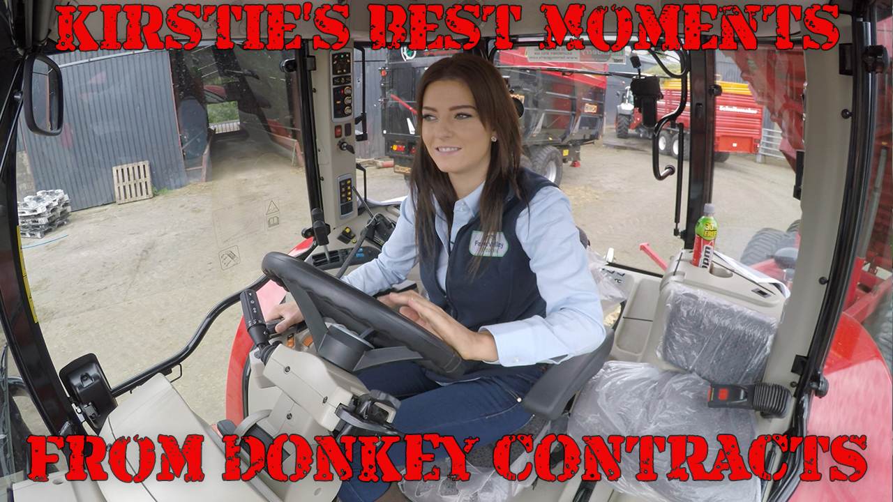 Kirstie's Best Moments - DONKEY CONTRACTS