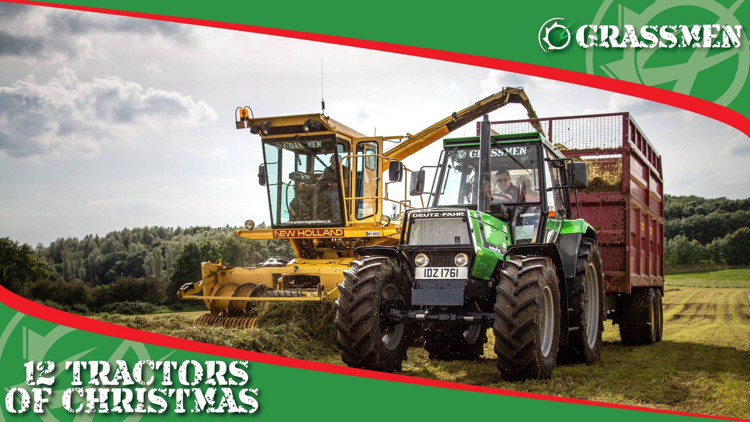 Duncan's Deutz - 12 Tractors of Christmas