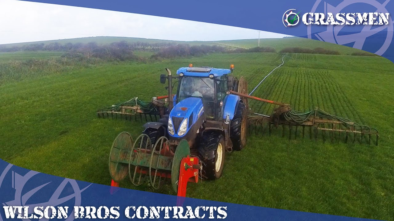 Beating the slurry ban with Wilson Bros Contracts