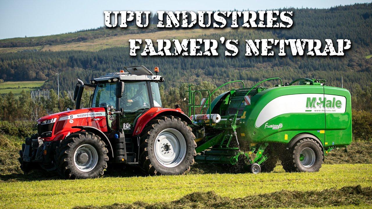 UPU Industries Farmer's Netwrap!