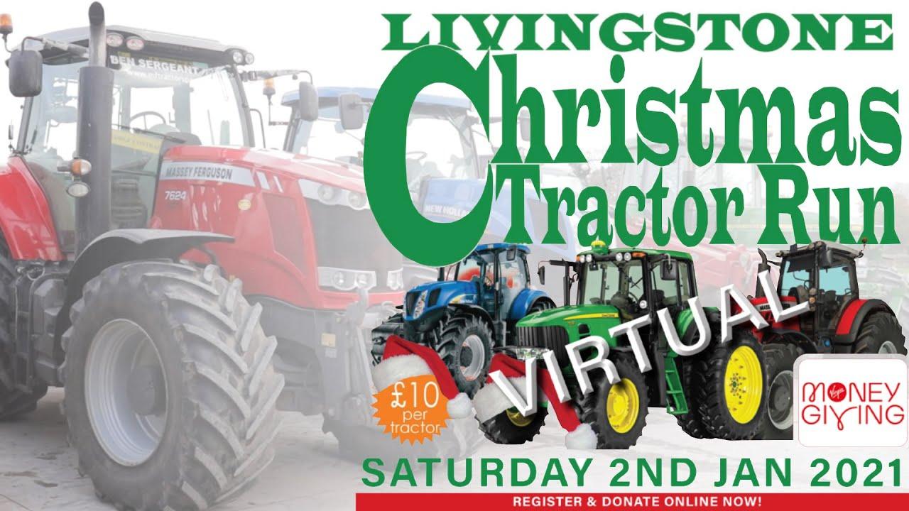 Livingstone Christmas Tractor Run