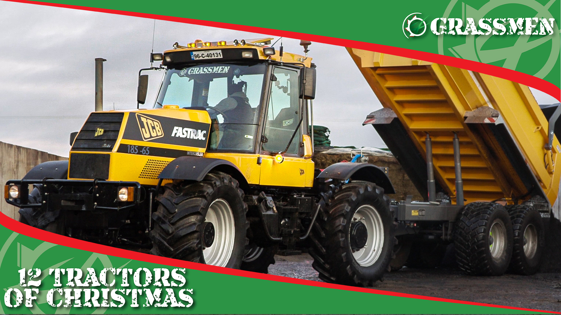 FASTRAC 185-65 - 12 Tractors of Christmas