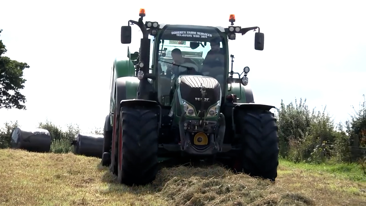 GRASSMEN TV - Beckett Agri, Doherty Farm Services and More!