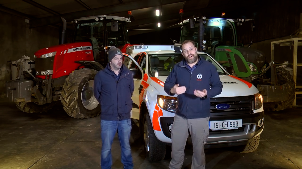 GRASSMEN TV - West Cork Rapid Response