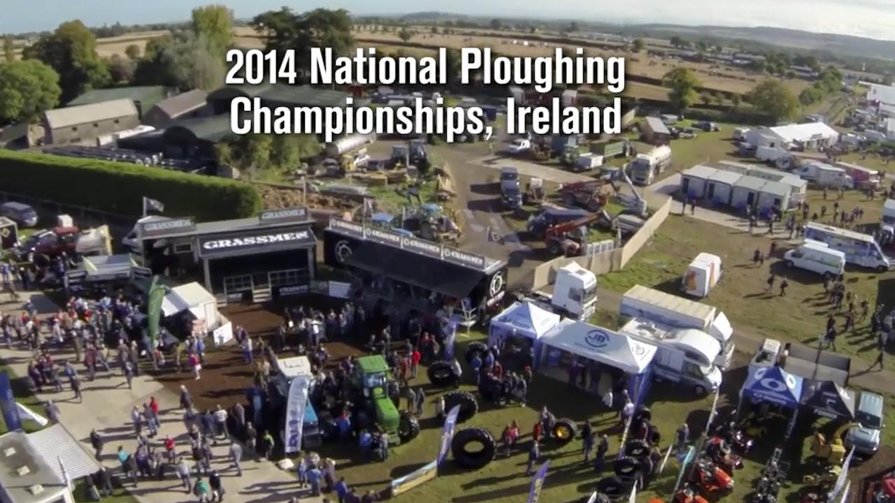 GRASSMEN - #ploughing2014