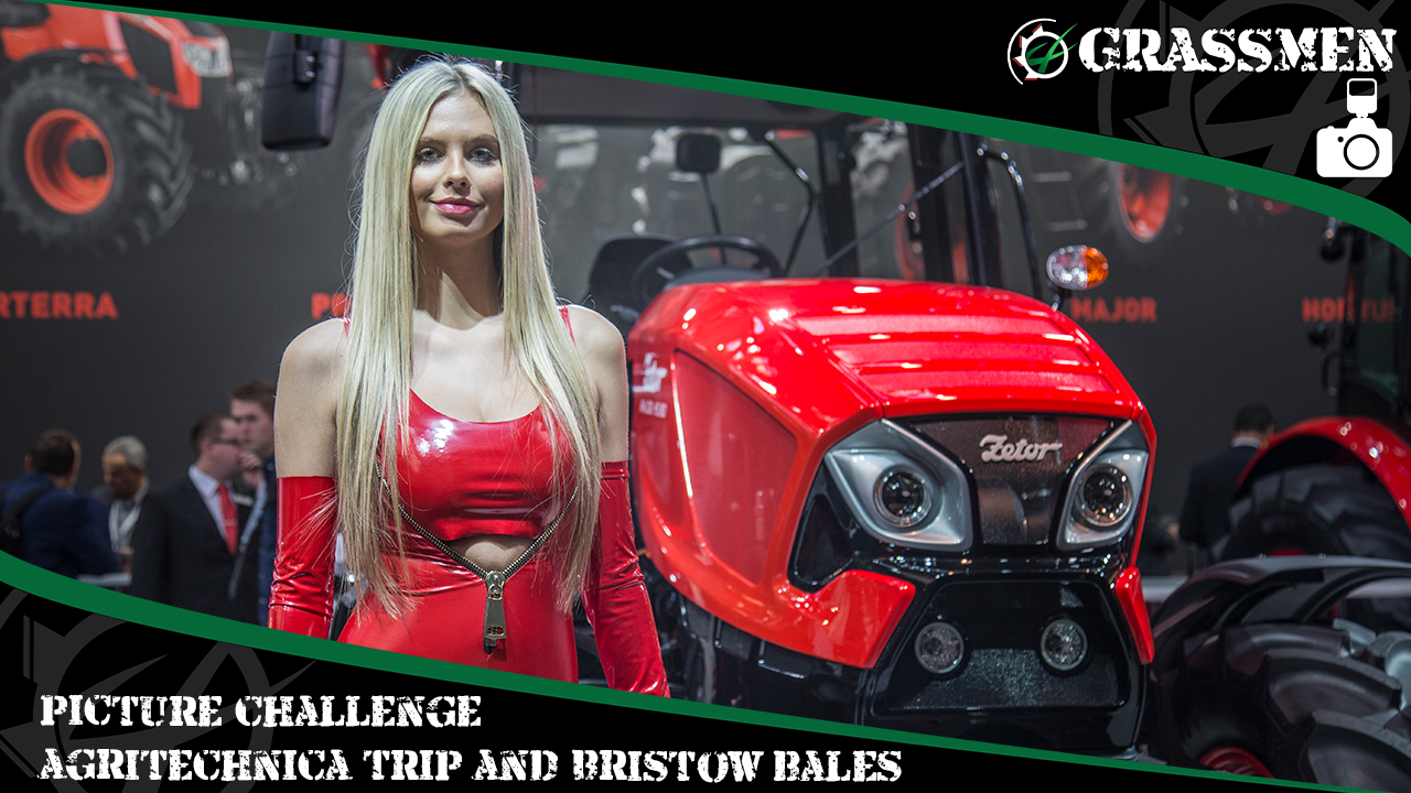 Picture Challenge- Agritechnica & Bristow Bales