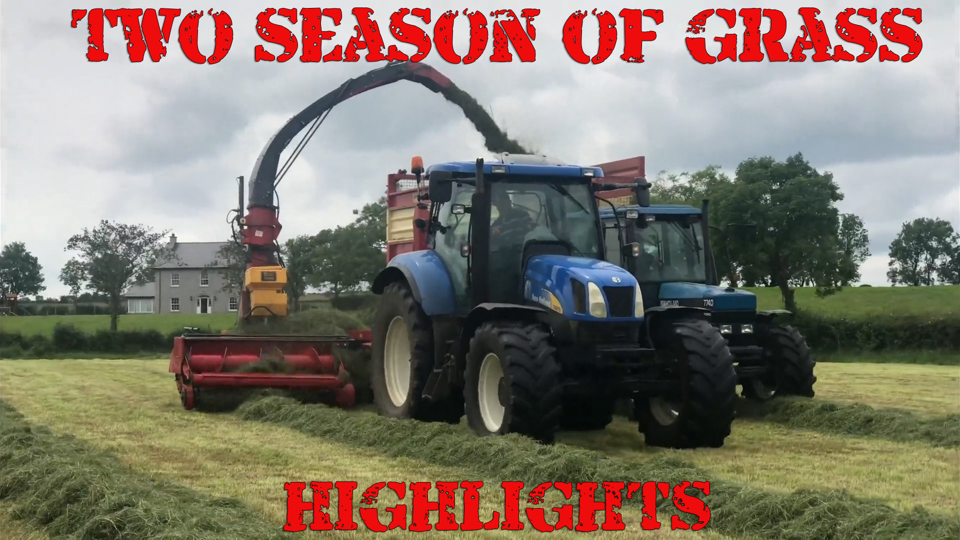 Two seasons of GRASS highlights!